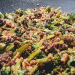 Beef Broccoli and Tofu