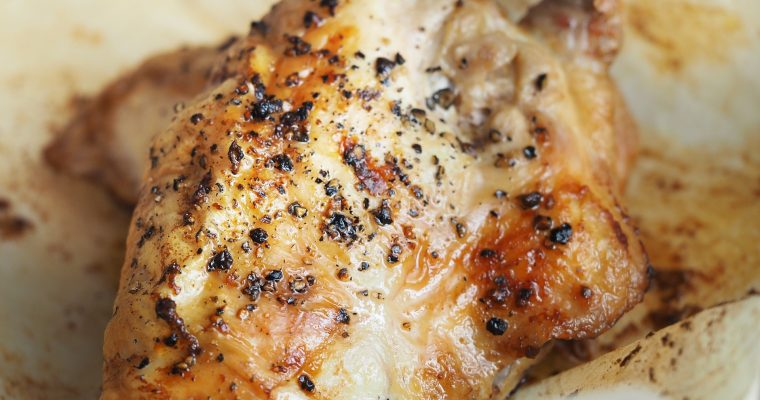 Instant Pot: Frozen Chicken Breasts