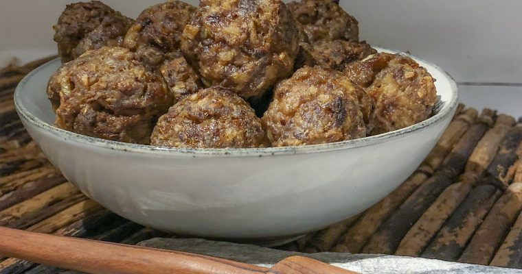 Perfect Meatballs