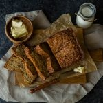 No Bullshit Kitchen Banana Bread