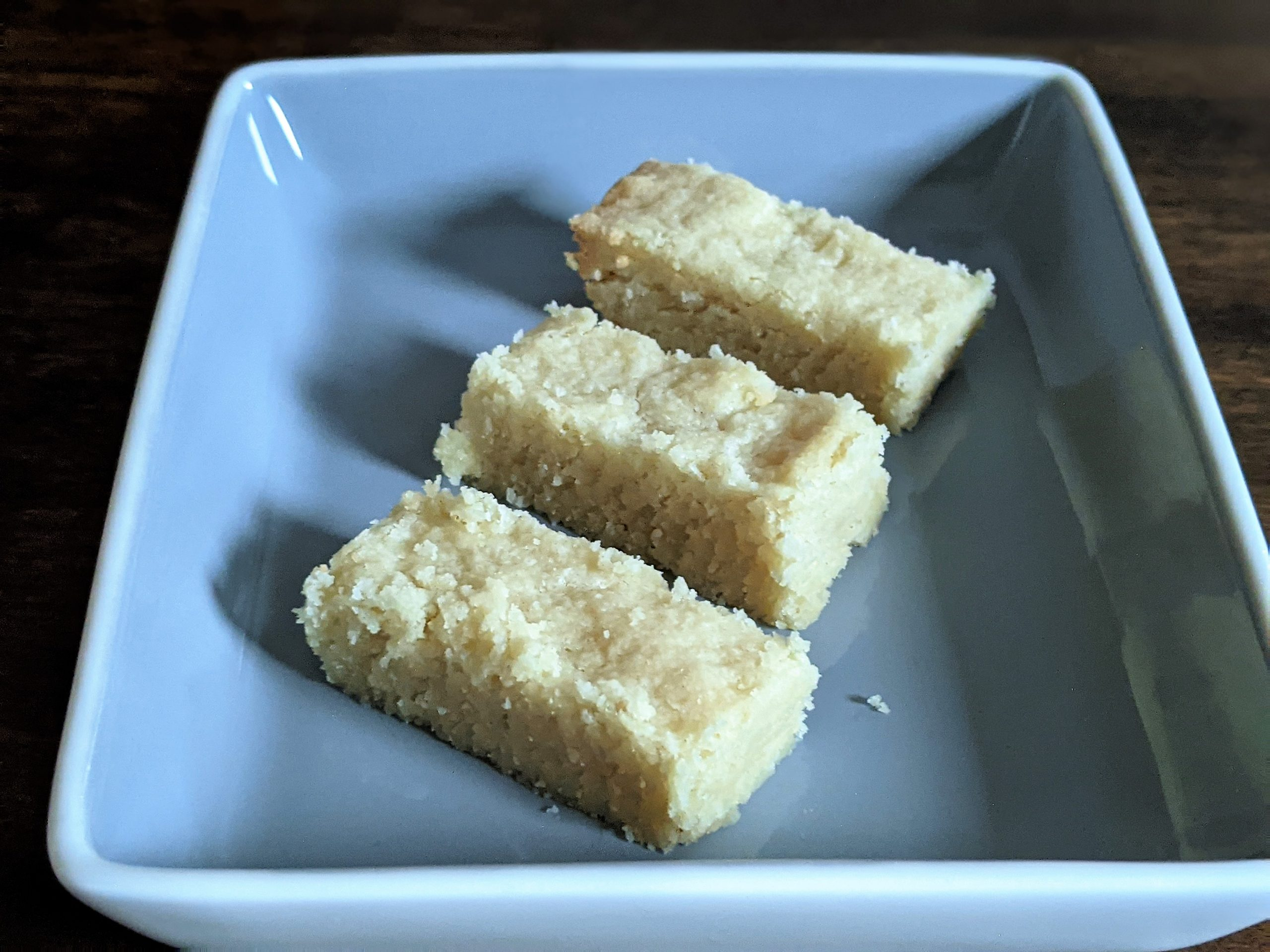 Ted Lasso's Secret Shortbread